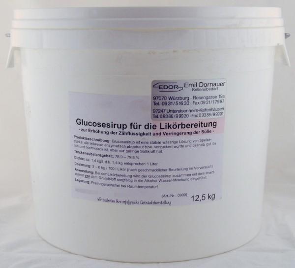 Glucosesirup (Capillärsirup)