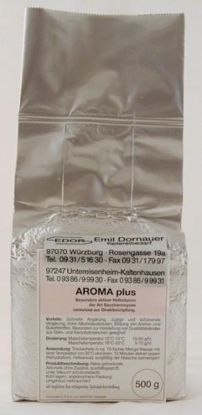Aroma PLUS Hefe / 500gr für Stein-, Kern- u. Beere