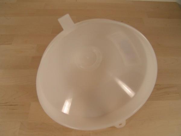 Trichter     Kunststoff    15 cm mit Siebeinsatz