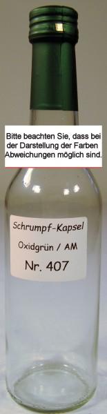 Kapsel (407) Oxidgrün