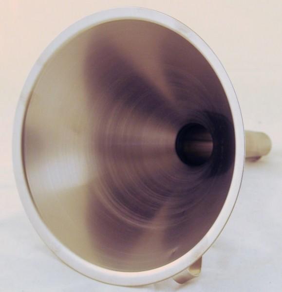 Trichter / V2A Edelstahl  19 cm