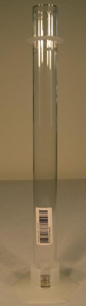 Standglas 450 x 40 mm