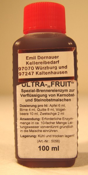 "ULTRA ""Fruit"" / 100ml"