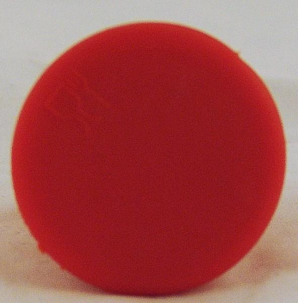 Gummispund rot 45 ohne Loch