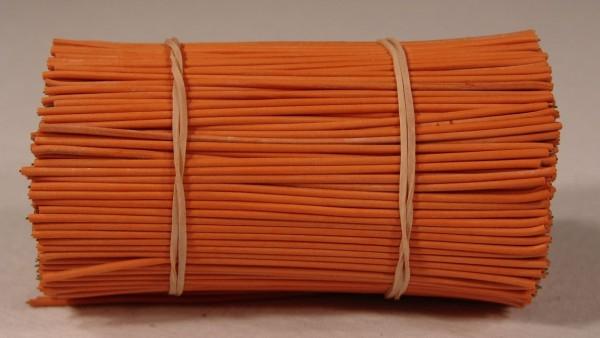 Rebenbindedraht PE orange / 12 cm