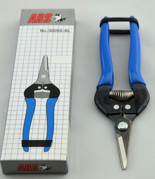 Leseschere ARS-Typ 300SS kurze runde Klinge