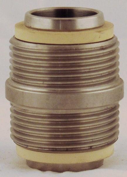 Doppel-Vater V2A 32Mz Vt x 32Mz Vt