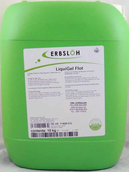 Liquigel Flot 10 kg Flüssige Spezial-Gelatine