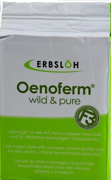 Oenoferm   wild & pure F3 Erbslöh