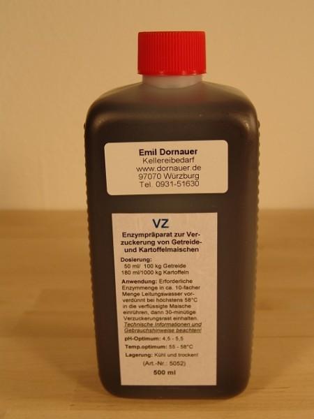 VZ /  500 ml Verzuckerung von Maischen