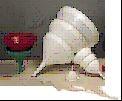 Trichter Kunststoff 38 cm