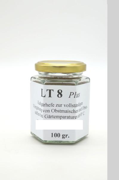 LT 8 (Plus) / 100gr Obstmaischen Hefe