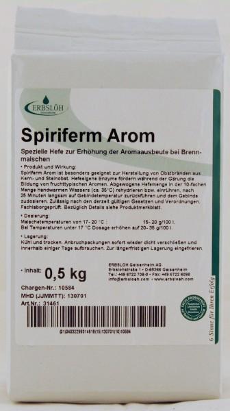 Spiriferm Arom  Hefe  500 gr