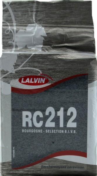 Lalvin RC 212 Reinzuchthefe