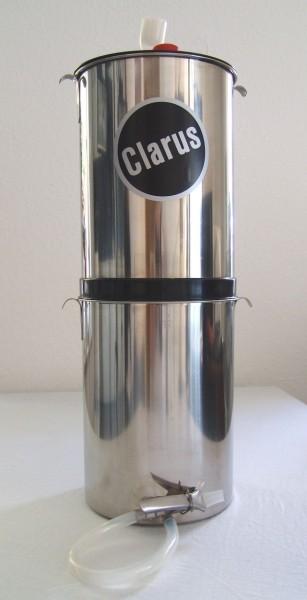 CLARUS-Anschwemmfilter V2A