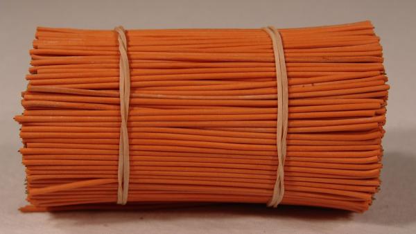 Rebenbindedraht PE orange / 15cm