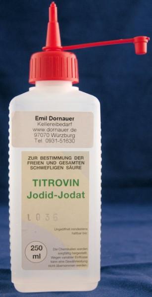 Titrovin-Jodid-Jodat / 250 ml